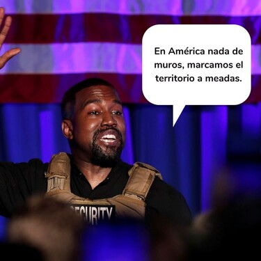 Querías tu Pipi Max pero te trajeron a Kanye West meándose en un Grammy (literalmente)