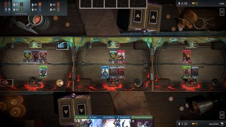 Valve Artifact Cartas 2