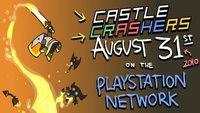 'Castle Crashers' ya tiene fecha para PSN. ¡Está al caer!