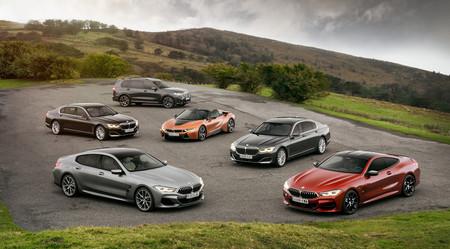 BMW gama lujo
