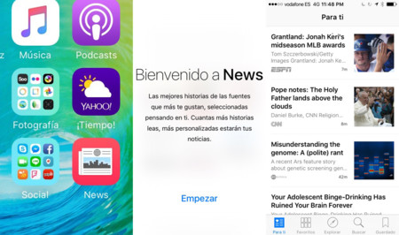 iOS 9 beta 3 News