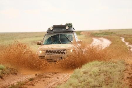 Range Rover Ruta de la Seda