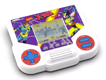 Tiger Electronics X Men