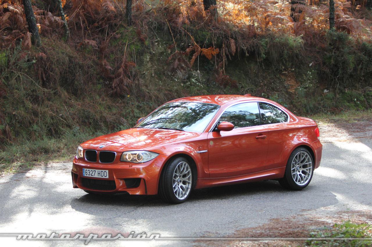 Foto de BMW Serie 1 M Coupé (Prueba) (15/60)