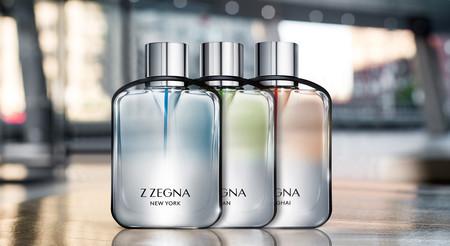 Tres ciudades, tres fragancias: la apuesta en edición limitada de Z Zegna
