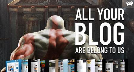 Top de calvos, GLaDOS y el efecto Konami. All Your Blog Are Belong To Us (CLXX)