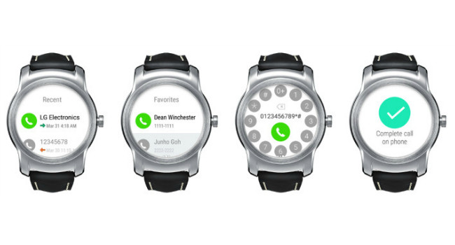 Lg Call For Android-OS Wear 710x241