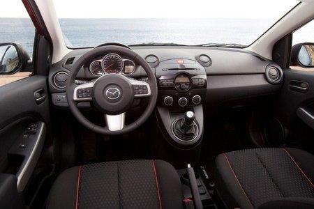 Mazda2 Salpicadero