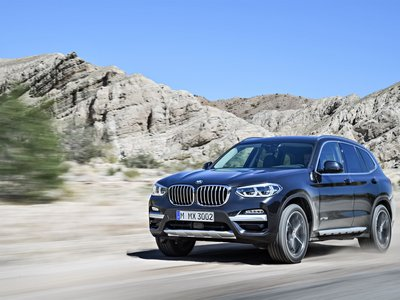 El BMW X3 estrena generación: tecnológico, capaz y (por fin) rápido