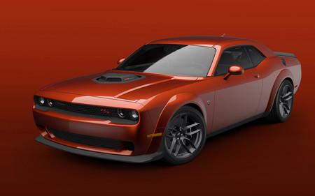 Dodge Challenger Rt Scat Pack Shaker 2021 1