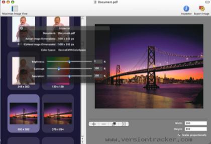 ImageVacuum, extrae imágenes de archivos PDF