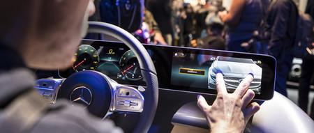Mercedes Software