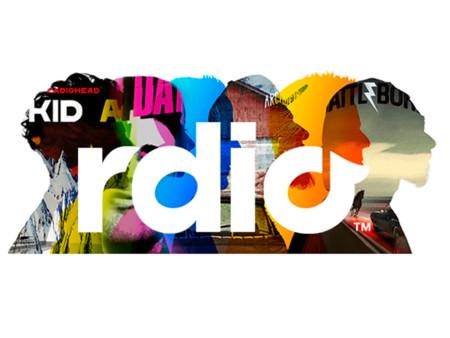 """""""Dentro de las plataformas de música, Rdio no es una más"""", entrevista con Enrique Rubio de Rdio"""