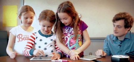 Este robot enseña a los niños a programar