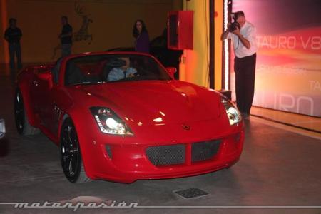 Tauro V8 Spider