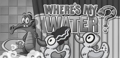 ¿Dónde está mi agua? Free recibe nuevos niveles inspirados en la película de Disney Frankenweenie