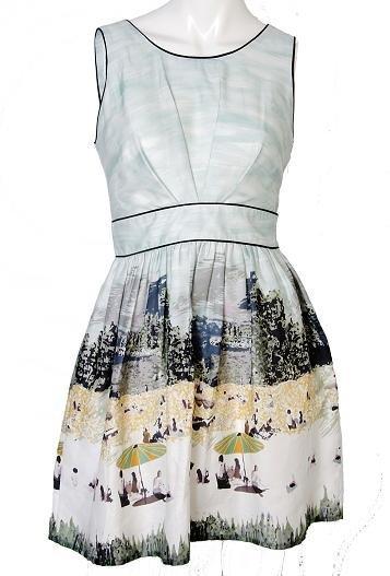 vestido primark primavera