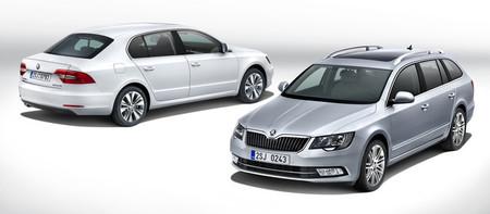 Škoda Superb 2013, precios para España
