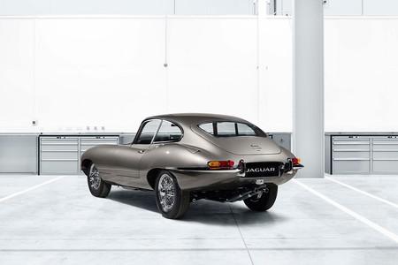 Jaguar E Type Reborn 2