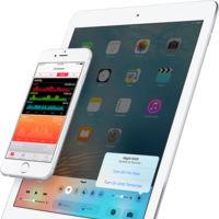 Night Shift podrá usarse desde Control Center, según muestra la web canadiense de Apple