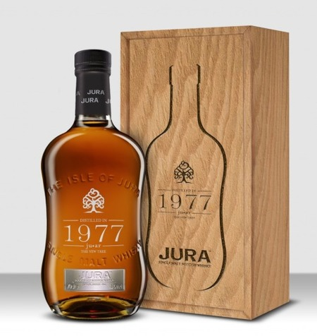 Whisky Jura 1977 Vintage Edición Limitada