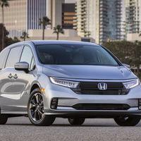 Honda Odyssey 2021, ahora con más equipo de seguridad pero de serie
