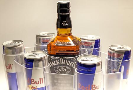Alcohol y bebidas energéticas