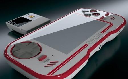 Así es Evercade, la consola portátil retro que quiere que colecciones cartuchos exclusivos con los juegos de tu infancia