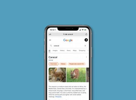 Google rediseña su buscador móvil: más visual y con información extraída de las webs para que no tengas que entrar en ellas