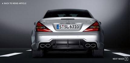 Mercedes-Benz SL 63 AMG