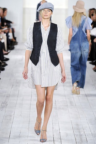 Foto de Ralph Lauren, Primavera-Verano 2010 en la Semana de la Moda de Nueva York (9/23)