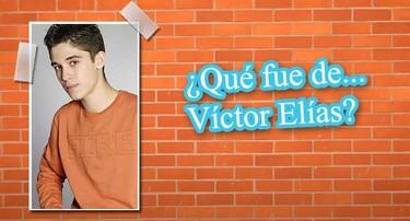 ¿Qué fue de... Víctor Elías?