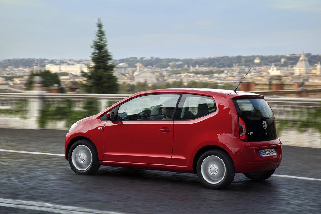 Foto de Volkswagen Up! (7/75)