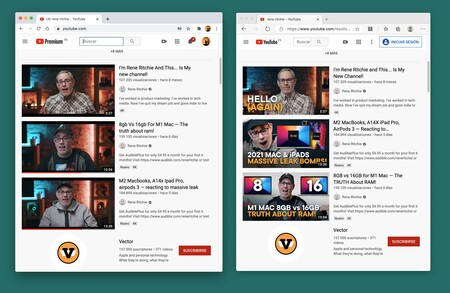 """Esta extensión para Chrome y Firefox """"arregla"""" YouTube para quienes están cansados de miniaturas sobreactuadas y mayúsculas"""