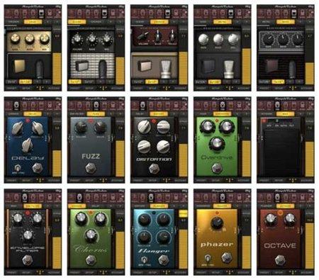 AmpliTube iRig: amplificador virtual para guitarras eléctricas o una alternativa a como ganarse el pan
