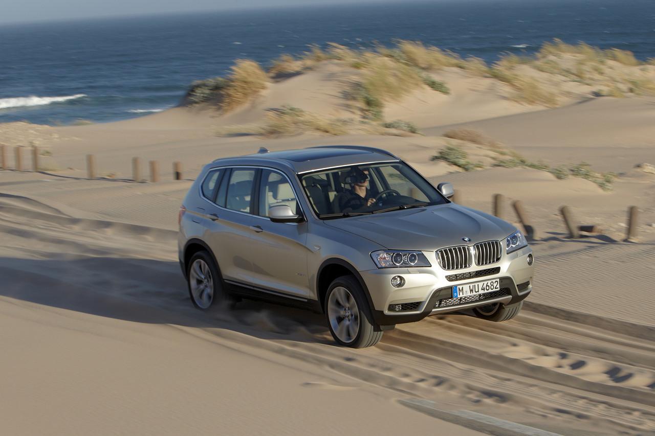 Foto de BMW X3 2011 (73/128)