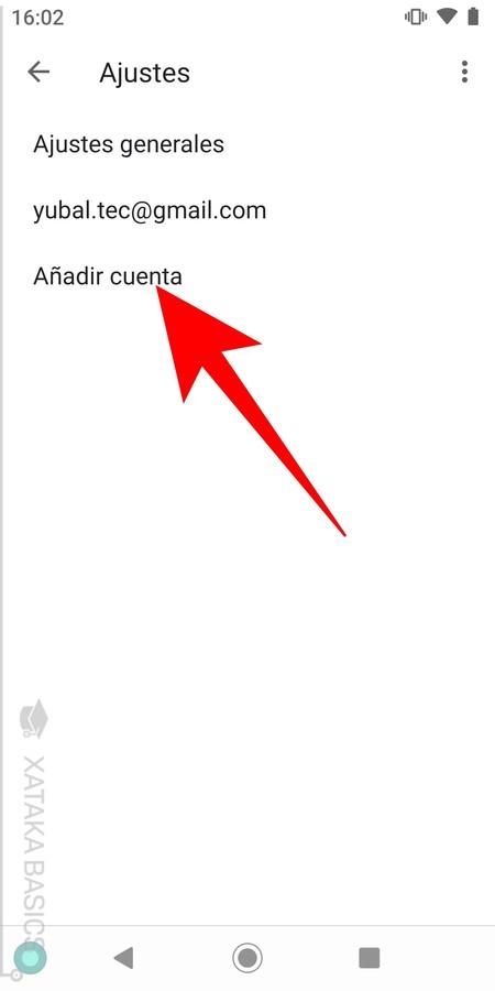 Anadir Cuenta