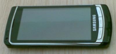 Samsung i8910 podría venir con S60 versión táctil