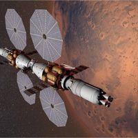 Así será Mars Base Camp en 2028