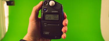 Recuperemos el fotómetro: nuestro primer pincel para pintar con luz