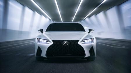 Lexus Is 2021 Mexico 3