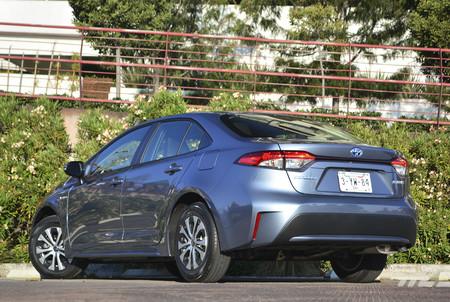 Toyota Corolla Hybrid 2020 9
