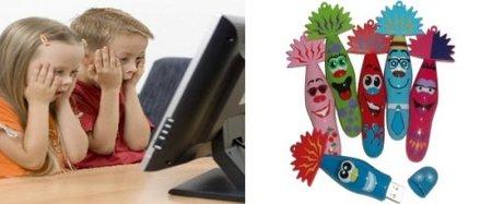 Emtec Kooky Clicker: las memorias USB más divertidas
