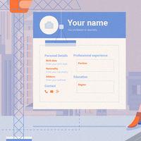 Applyya: arma un currículum online, gratis y bonito sin tener que formatearlo manualmente