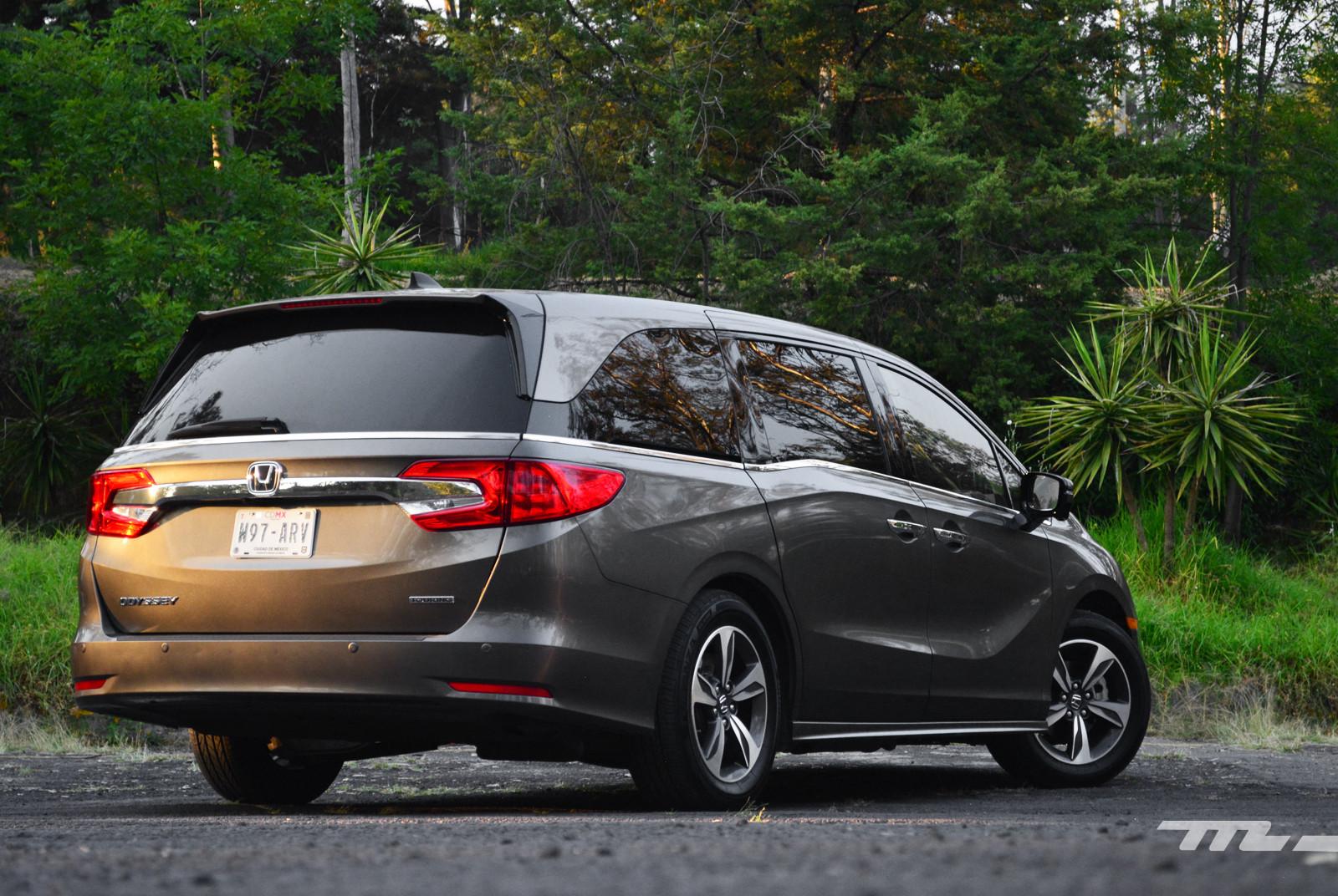 Foto de Honda Odyssey (prueba) (5/18)