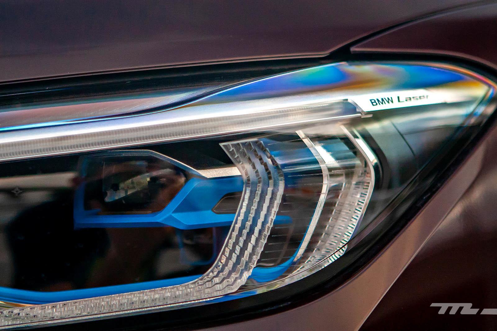 Foto de BMW 745Le 2020 prueba contacto (6/18)
