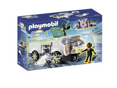 Set Playmobil Super 4 Camaleón con Gené por 24,69 euros en Fnac
