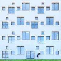 Anna Devis y Daniel Rueda muestran en Instagram un modo diferente de ver la arquitectura