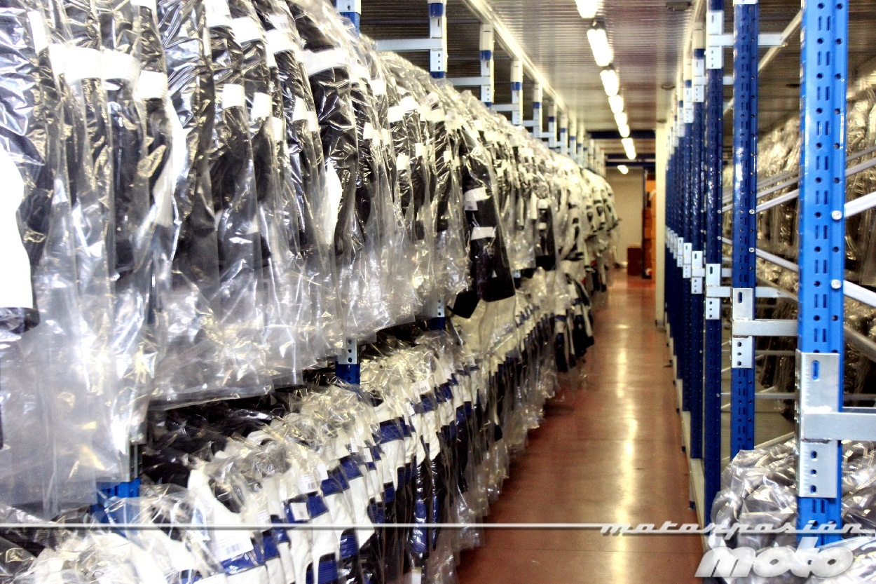 Foto de Fábrica de AXO en Italia (19/33)