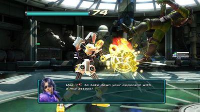 Tráiler del Fight Lab con Combot dándolo todo en este nuevo modo de juego del 'Tekken Tag Tournament 2'
